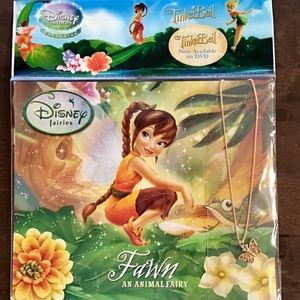 Disney Fairies Necklace